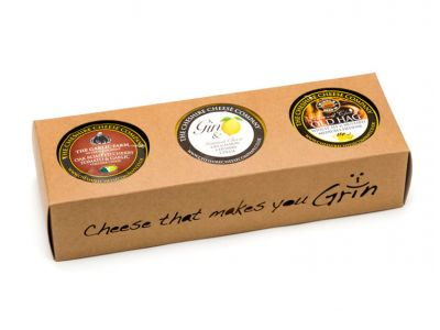 Cheese Heart Gift Set