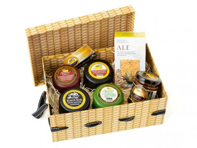 Cheese Lovers Gift Hamper, Pick Your Own