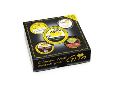 4 x Pick Your Own Cheese Truckles Gift Box + Free Club Membership