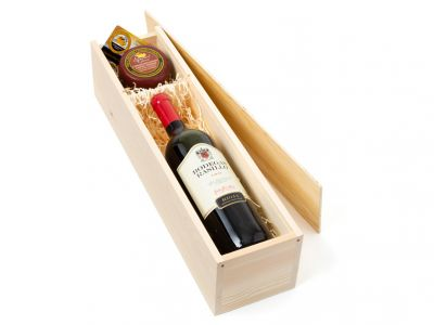 Pick Your Own Cheese & Wine Gift Box