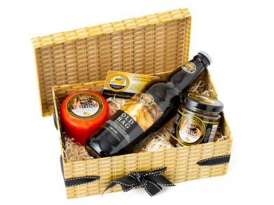'Build Your Own' Real Ale Cheese & Chutney Gift Box