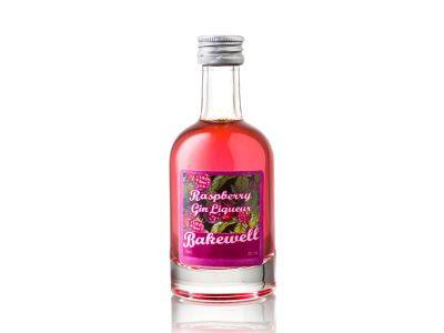 Raspberry Bakwell Gin