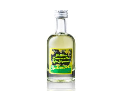 Scillian Lemoncello Liqueur Miniature 5cl : 20% vol