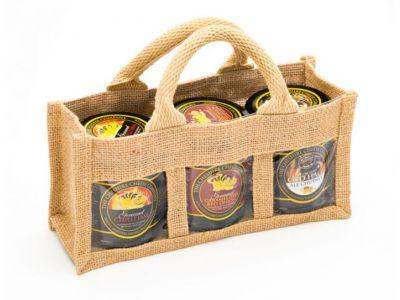 Trio of Chutneys Gift Bag - Pick Your Own