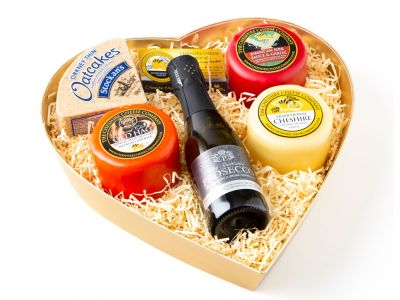 Sweethearts Cheese Hamper, Pick your Own