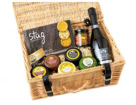 Pick Your Own Large Celebration Cheese & Wine or Gin Hamper
