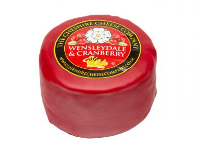 Wensleydale & Cranberry Cheese