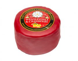 Wensleydale & Cranberry Truckles 200g