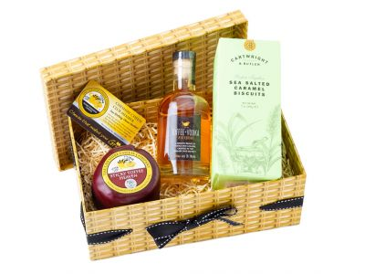 Sticky Toffee Toffeetastic Cheese Hamper