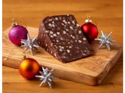 Christmas Treat Chocolate & Chilli Cheese 200g