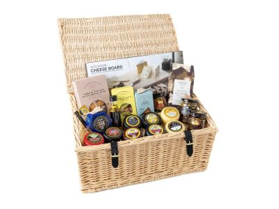 Mad Hatters 'Tea Total' Big Gourmet Hamper