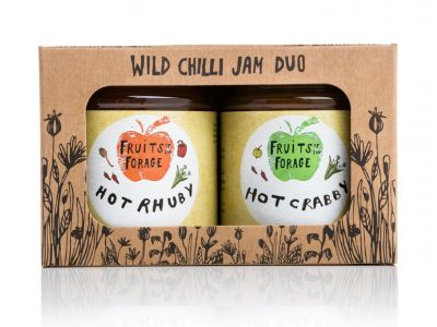 Fruits of the Forage Wild Chilli Jam Duo