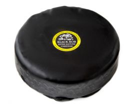 Party Time Wheel of Black Bob Cheese Waxed 2kg