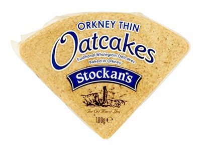 Orkney Oatcake Biscuits for Cheese 100g