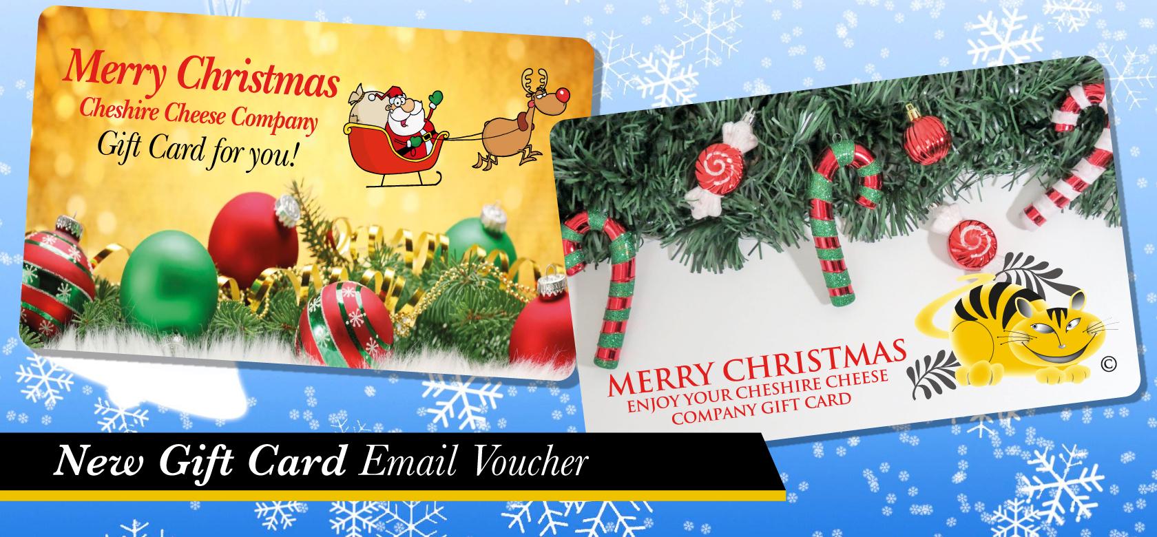 Gift Card Voucher Virtual