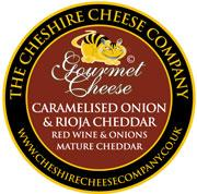 Caramelised Onion Rioja cheddar
