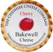 Cherry Bakewell Cheese