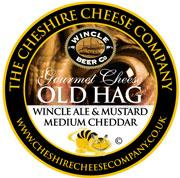 Ale & Mustard Cheddar Cheese