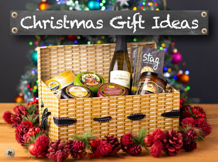 Christmas Cheese Gift Idea